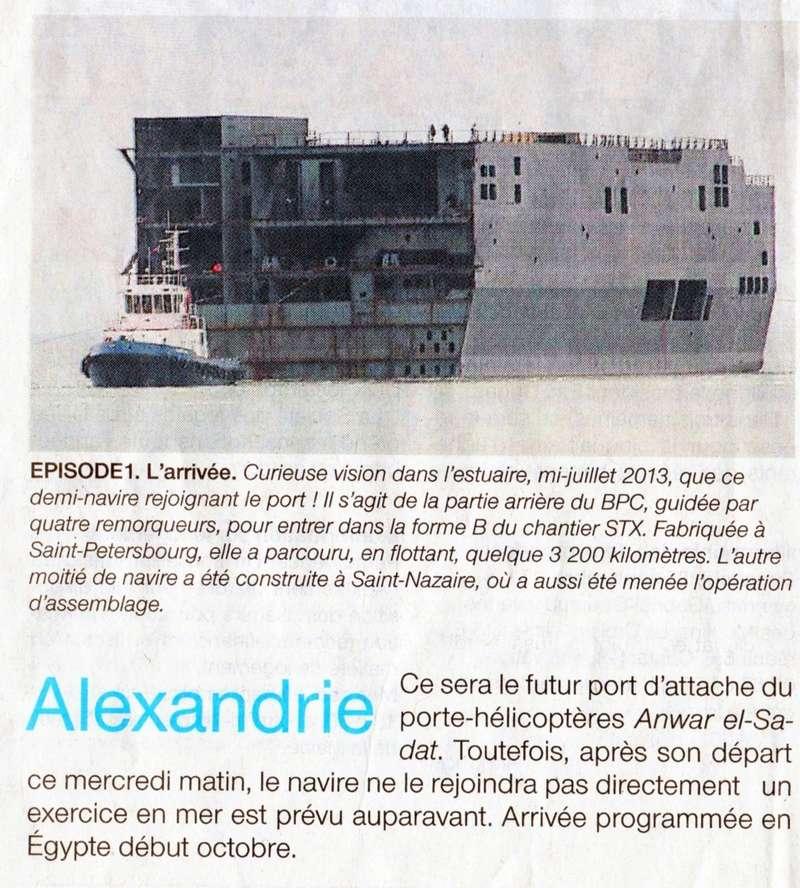 [Vie des ports] Port de Saint Nazaire - Page 5 Ouest-16