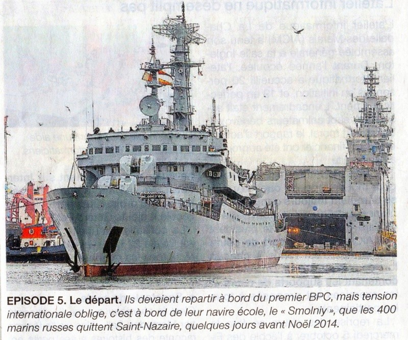 [Vie des ports] Port de Saint Nazaire - Page 5 Ouest-17