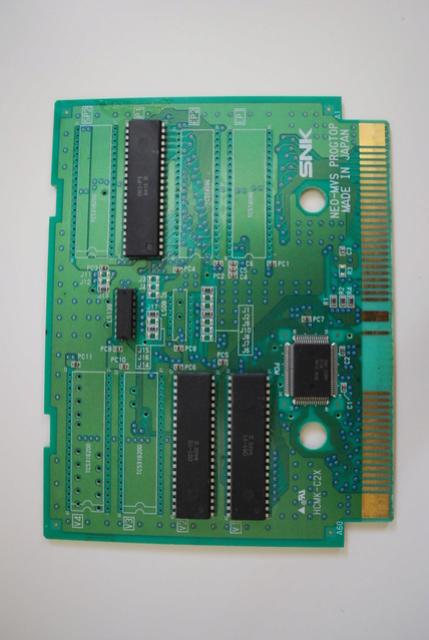 Bootleg or not ? Vérifier que vos PCB MVS sont originales - Page 2 Dsc_0910
