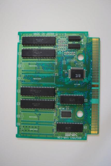 Bootleg or not ? Vérifier que vos PCB MVS sont originales - Page 2 Dsc_0912