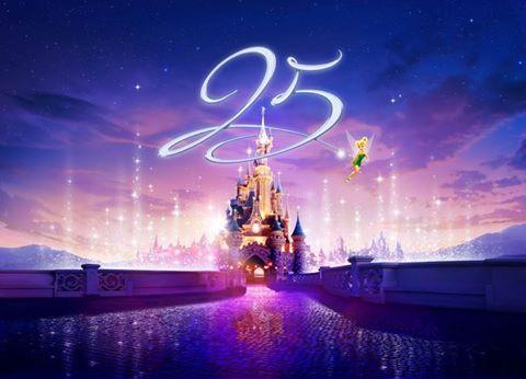 [Saison] 25ème Anniversaire de Disneyland Paris (à partir du 26 mars 2017) 14731114