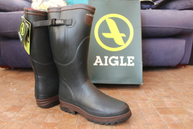 Aigle Parcours Iso boots Img_0411