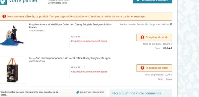 Disney Fairytale Designer Collection (depuis 2013) - Page 12 Ds10