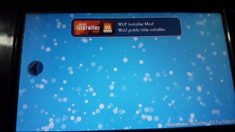 wiiu - Instalar Juegos por usb Wiiu Jugar Online!! 20161010