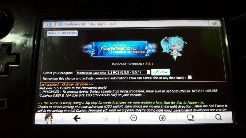 wiiu - Instalar Juegos por usb Wiiu Jugar Online!! 20161012