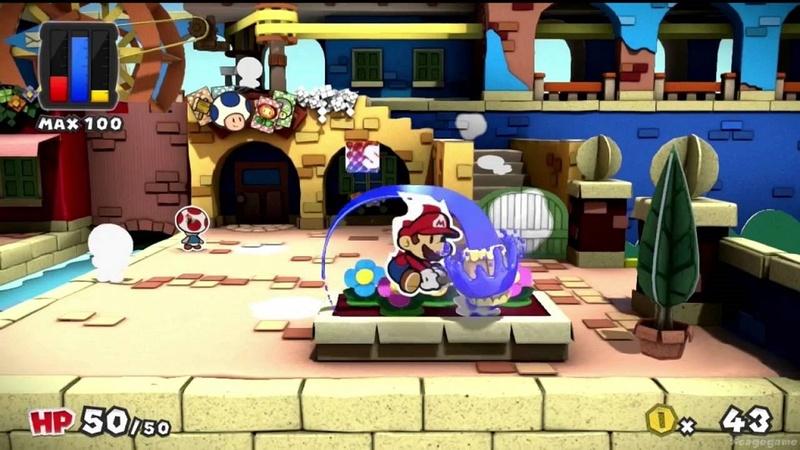 wiiu - Paper Mario: Color Splash USA [Wiiu][Wup installer]  Maxres10