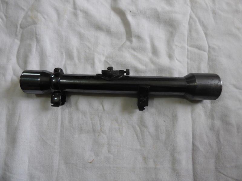 Fusil de chasse système Mauser en 8X57 P1010111