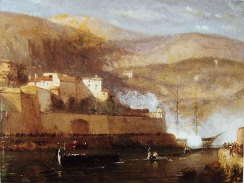 VILLEFRANCHE sur MER Patrimoine historique et  maritime - Page 2 1865_a10