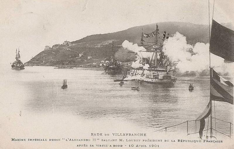 VILLEFRANCHE sur MER Patrimoine historique et  maritime - Page 2 1901_412
