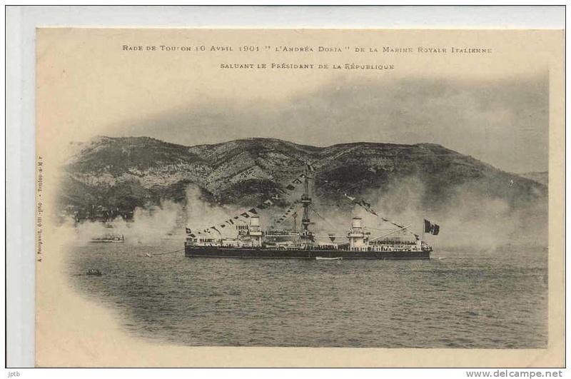 VILLEFRANCHE sur MER Patrimoine historique et  maritime - Page 2 1901_414