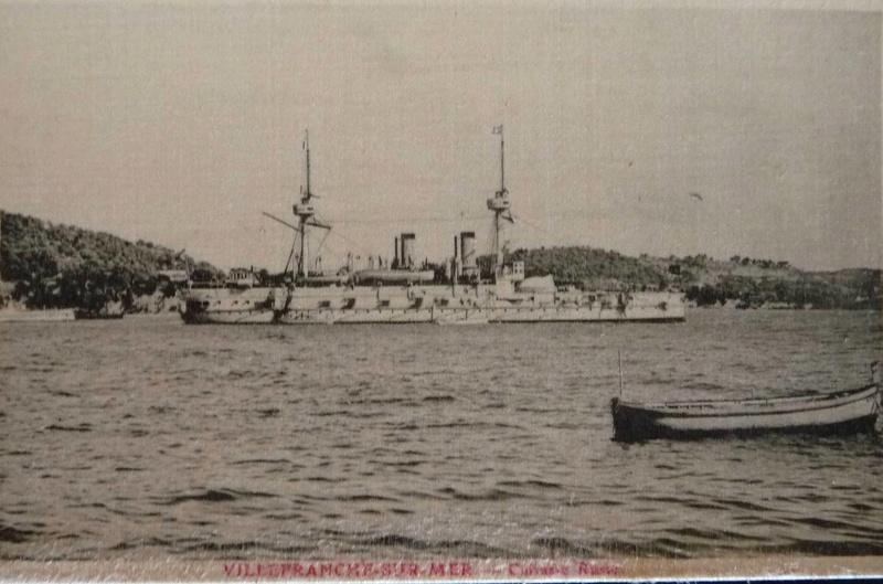 VILLEFRANCHE sur MER Patrimoine historique et  maritime - Page 2 1901_i10