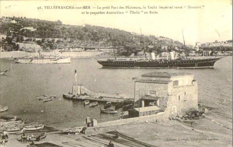 VILLEFRANCHE sur MER Patrimoine historique et  maritime - Page 2 1906_s10