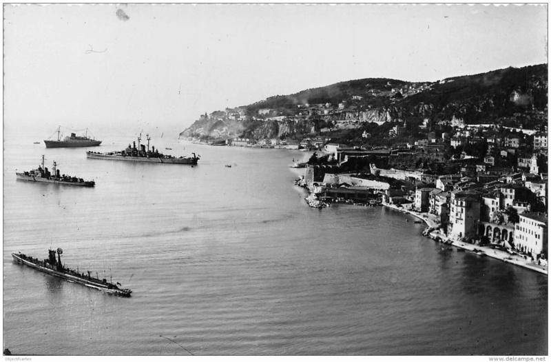 VILLEFRANCHE sur MER Patrimoine historique et  maritime - Page 2 1950_s11