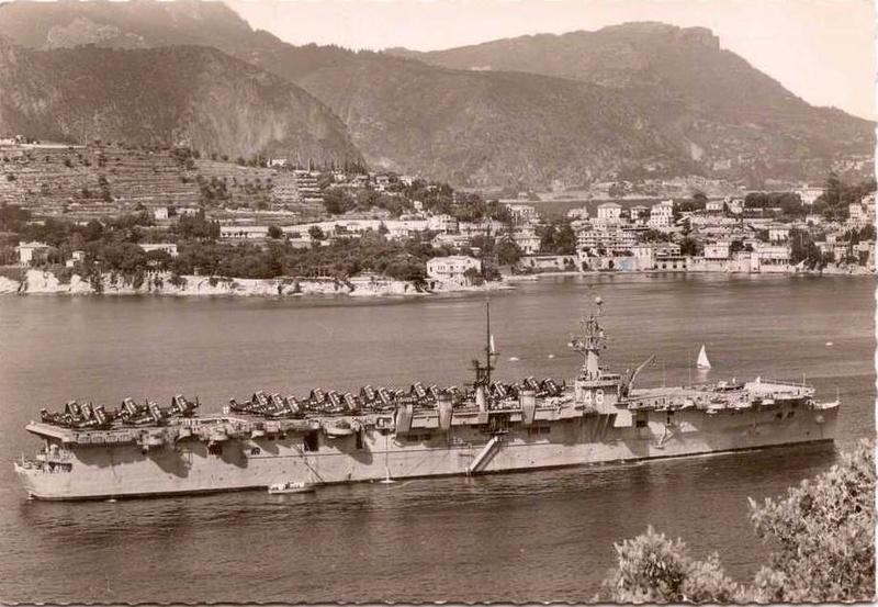 VILLEFRANCHE sur MER Patrimoine historique et  maritime - Page 2 1951_410