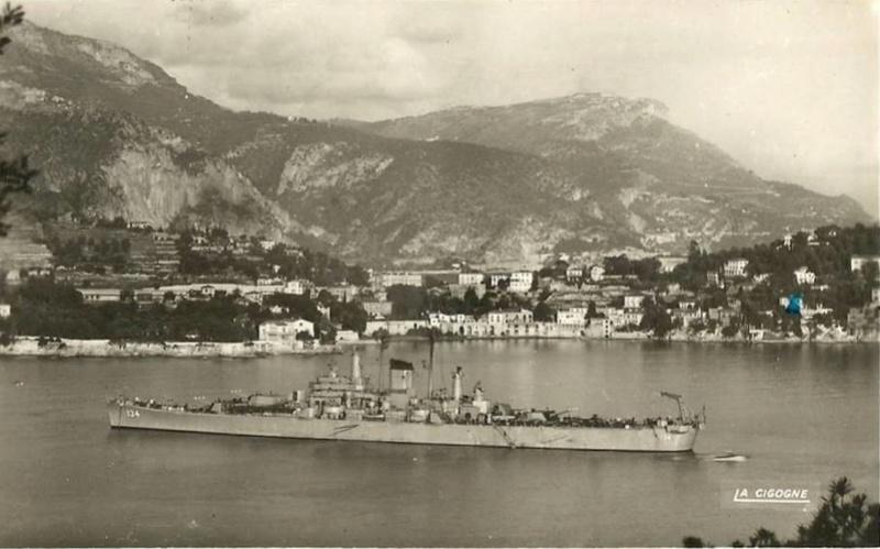 VILLEFRANCHE sur MER Patrimoine historique et  maritime - Page 2 1959_c10