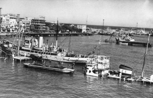La crise de Suez: 20 octobre 1956 au 7 novembre 1956 1_cana10