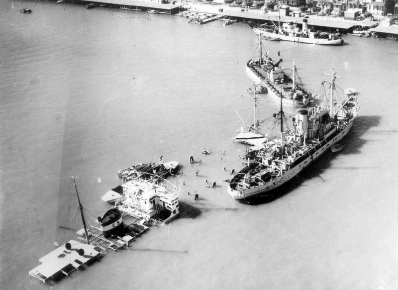 La crise de Suez: 20 octobre 1956 au 7 novembre 1956 2_cana10