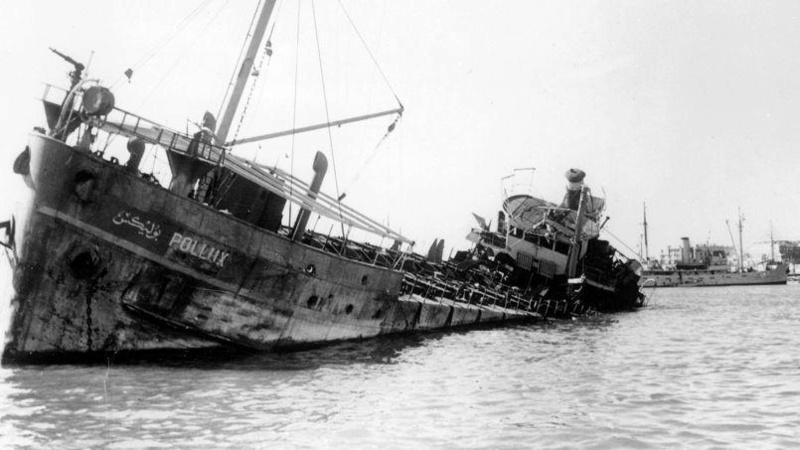 La crise de Suez: 20 octobre 1956 au 7 novembre 1956 3_poll10