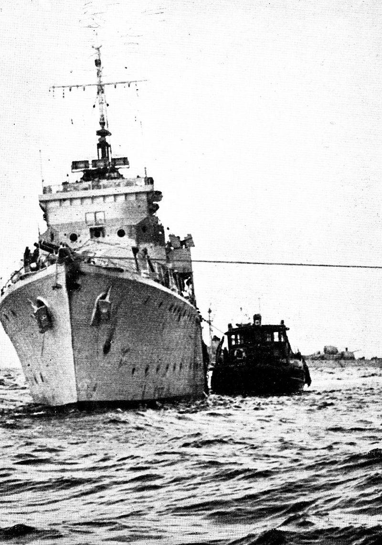 La crise de Suez: 20 octobre 1956 au 7 novembre 1956 5_ibra10