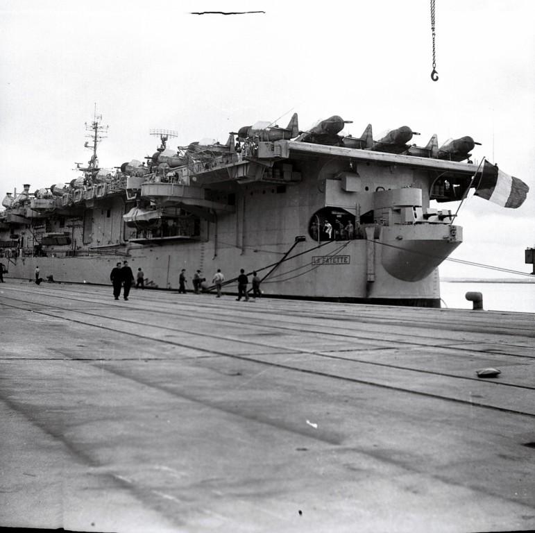 La crise de Suez: 20 octobre 1956 au 7 novembre 1956 8_lafa10