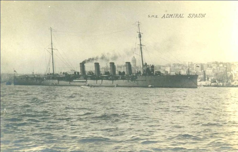 Marine Austro-Hongroise  Admira11