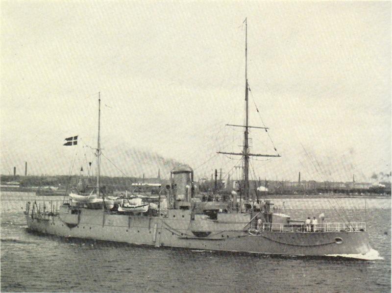 Marine danoise Danish11