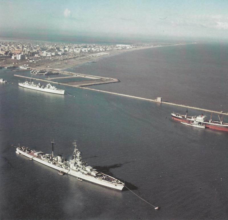 La crise de Suez: 20 octobre 1956 au 7 novembre 1956 George10