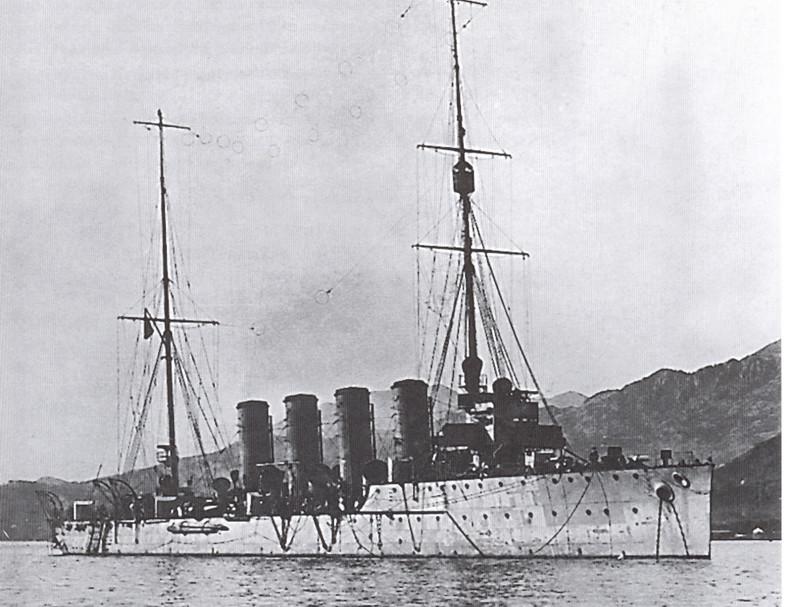 Marine Austro-Hongroise  Helgol11