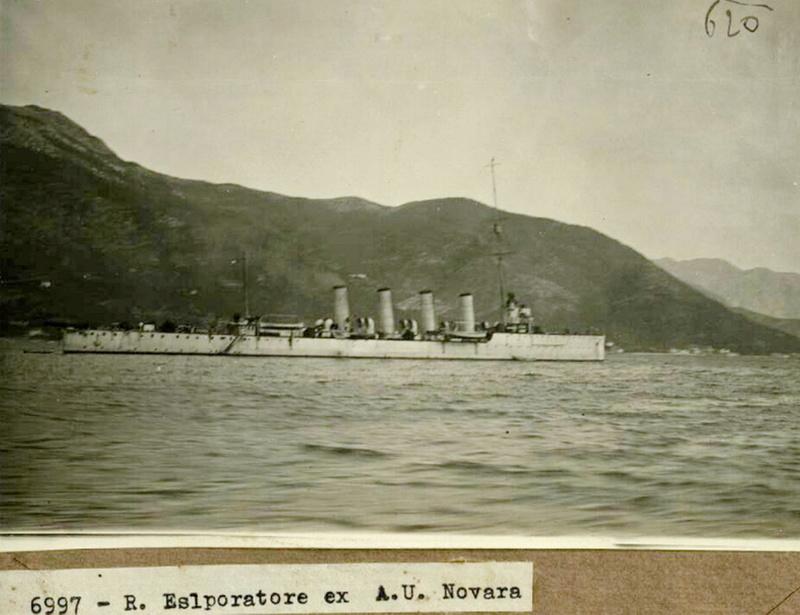 Marine Austro-Hongroise  Novara11