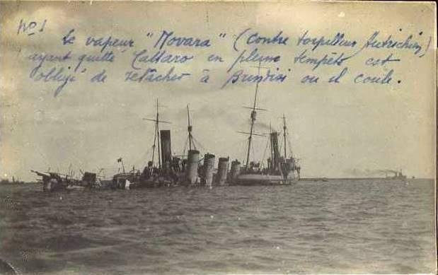 Marine Austro-Hongroise  Novara12