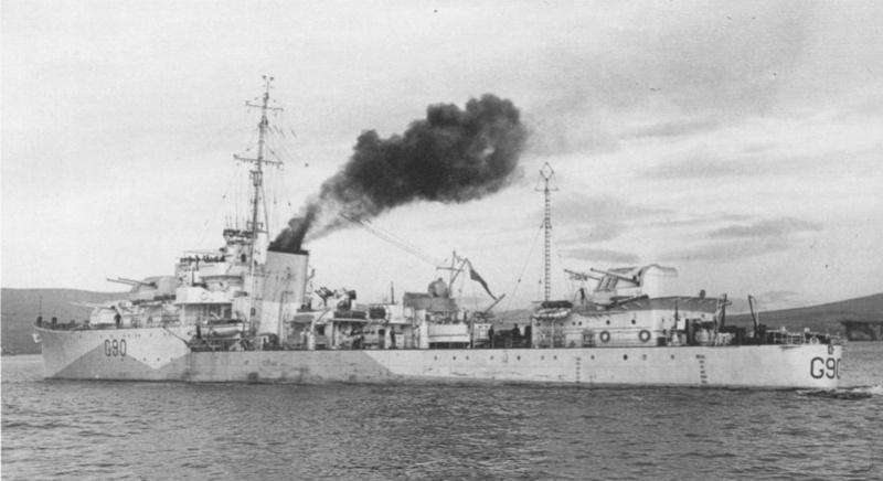 Marine polonaise  Orkan_10