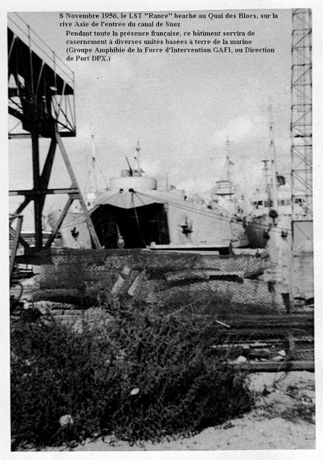 La crise de Suez: 20 octobre 1956 au 7 novembre 1956 Rance_10