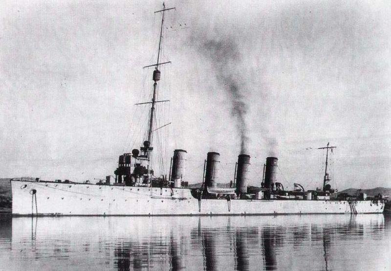 Marine Austro-Hongroise  Saida_11