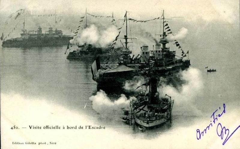 VILLEFRANCHE sur MER Patrimoine historique et  maritime - Page 2 Saint_10