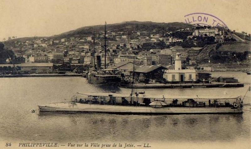 Les torpilleurs français T15_co10