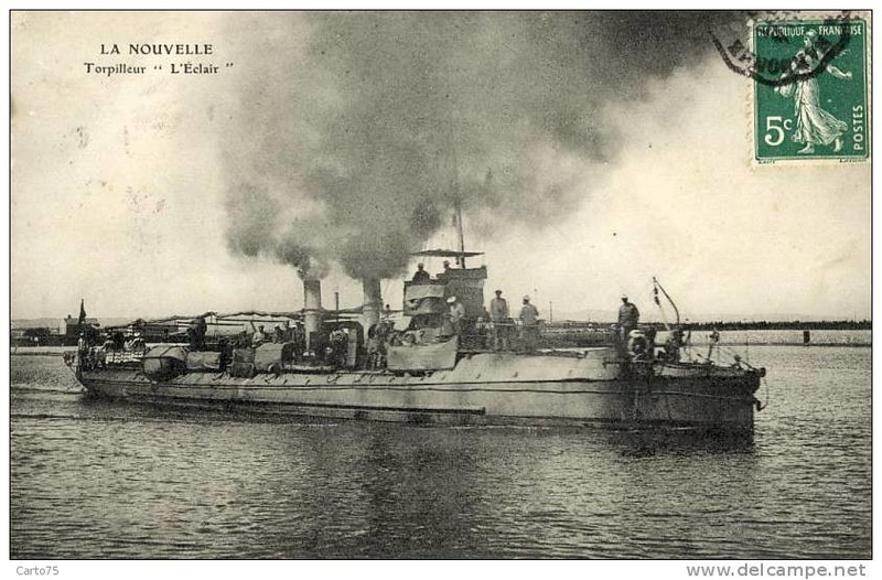Les torpilleurs français T27_ec10