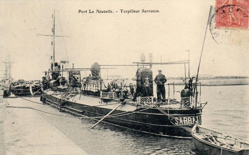Les torpilleurs français T30_sa10