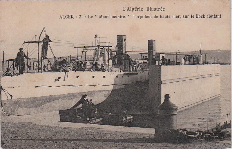 Les torpilleurs français T32_mo10