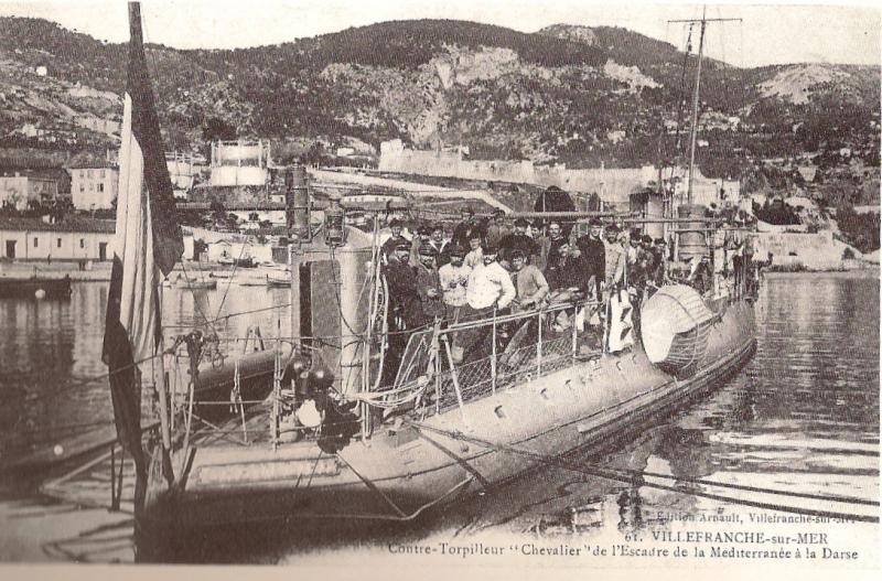 Les torpilleurs français T33_ch10