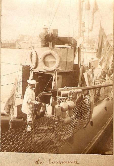Les torpilleurs français T36_to10