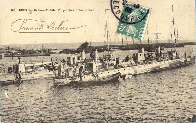 Les torpilleurs français T37_ma10