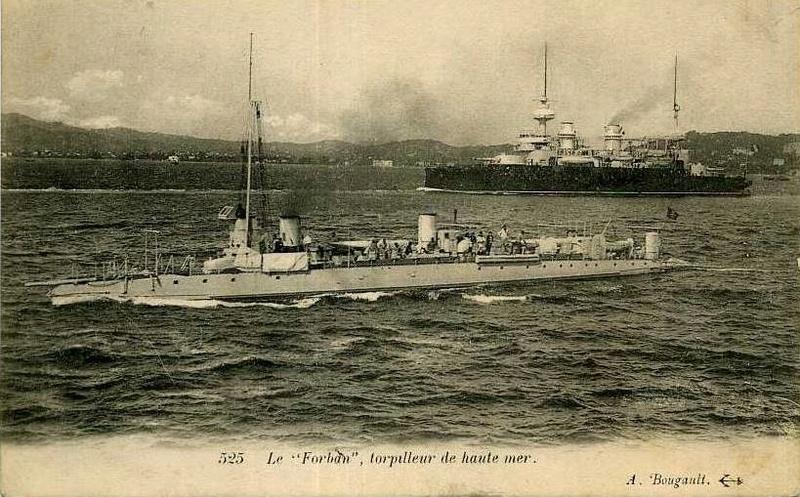 Les torpilleurs français T43_fo10