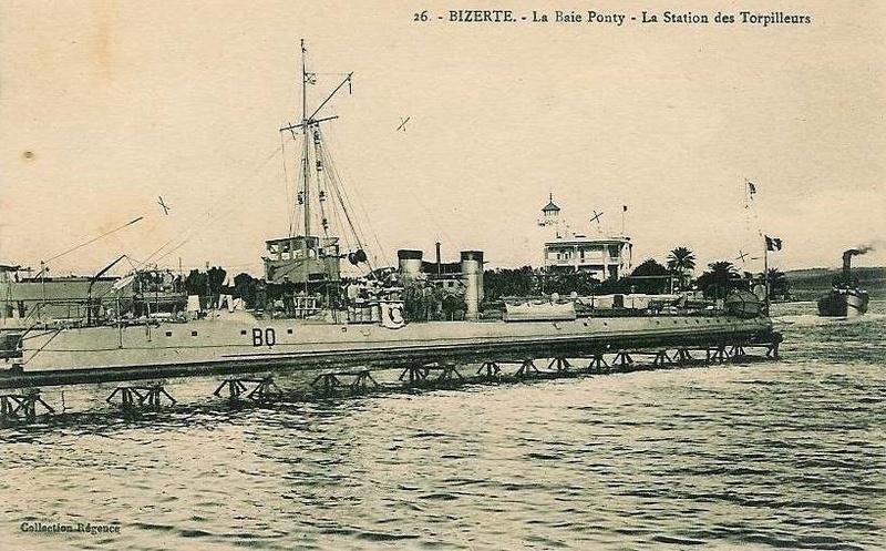 Les torpilleurs français T48_bo10