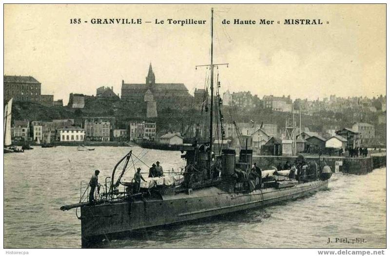 Les torpilleurs français T52_mi10