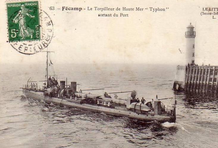 Les torpilleurs français T55_ty10
