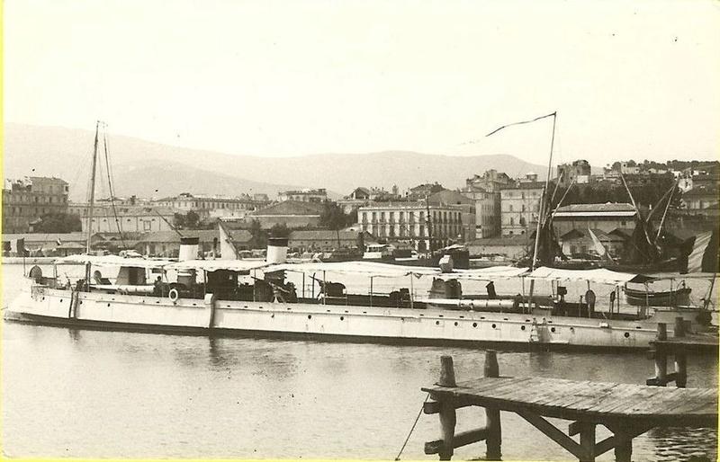 Les torpilleurs français Temera10