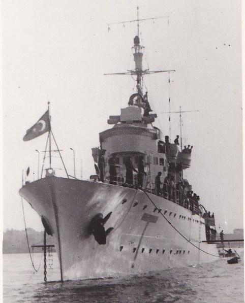 Marine turque Tinazt10