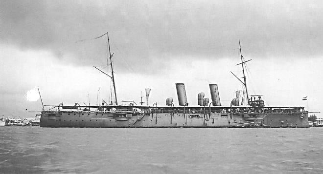 Marine Austro-Hongroise  Zenta_10