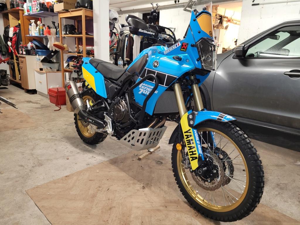 Qu'avez vous fait à votre moto aujourd'hui ? - Page 30 20210213