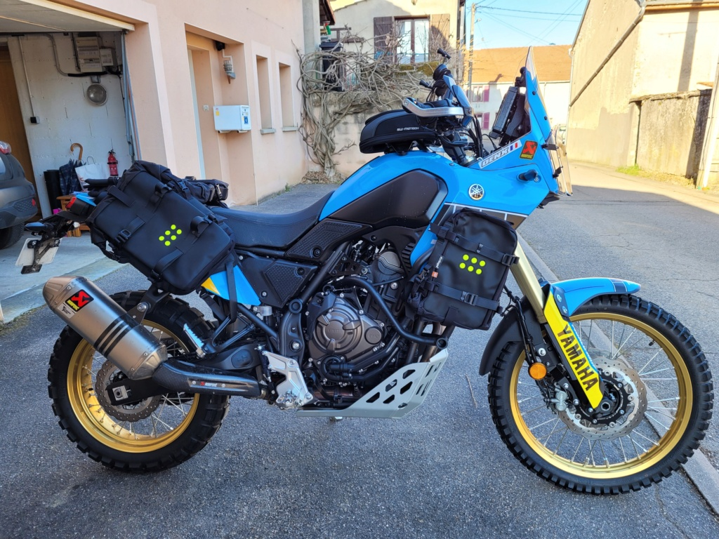Qu'avez vous fait à votre moto aujourd'hui ? - Page 30 20210218